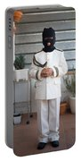 Masked First Communion Portable Battery Charger