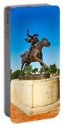 Masked Rider Statue Portable Battery Charger