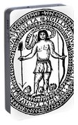 Massachusetts Bay Colonyseal, 1628 Portable Battery Charger