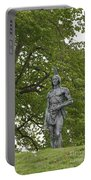 Massasoit Chief Of The Wampanoag Tribe Portable Battery Charger