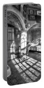 Master Bedroom At Fonthill Castlebw Portable Battery Charger