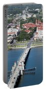 Matanzas Harbor St Augustine Florida Portable Battery Charger