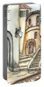 Matera Portable Battery Charger by Pamela Allegretto