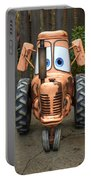 Mater's Tractor Portable Battery Charger