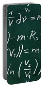 Mathematics Portable Battery Charger