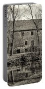 Mather's Grist Mill Portable Battery Charger