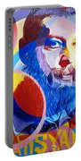 Matisyahu In Circles Portable Battery Charger