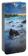 Maui Dawn Portable Battery Charger by Inge Johnsson