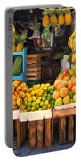 Maui Fruits And Vegetables Portable Battery Charger