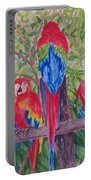 Maui Macaws Portable Battery Charger