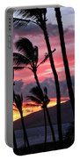 Maui Sunset Portable Battery Charger
