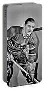 Maurice Richard Portable Battery Charger
