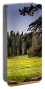 May I Intrude On Your Meadow Portable Battery Charger