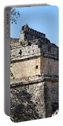 Mayan Ruin At Chichen Itza Portable Battery Charger