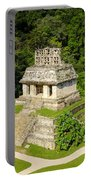 Mayan Temple Portable Battery Charger