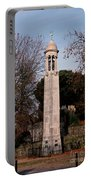 Mayflower Memorial Southampton England Portable Battery Charger