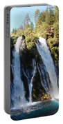 Mcarthur-burney Falls 1 Portable Battery Charger