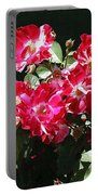 Mcc Rose Garden- Roses Portable Battery Charger