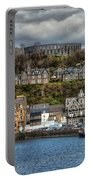 Mccaig's Tower At Oban Portable Battery Charger