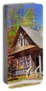 Mccall Cabin Portable Battery Charger