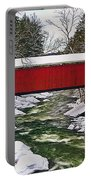 Mcconnells Covered Bridge Portable Battery Charger