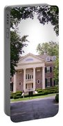 Mccormick Mansion From The Drive Portable Battery Charger