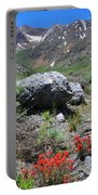 Mcgee Creek Wildflowers Portable Battery Charger