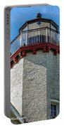 Mcgulpin Point Lighthouse Michigan Portable Battery Charger
