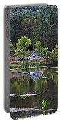 Mcintosh Lake In Washington Portable Battery Charger