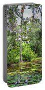 Mckee Botanical Gardens Portable Battery Charger