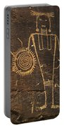 Mckee Ranch Petroglyphs Portable Battery Charger