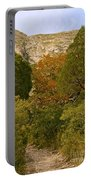 Mckittrick Canyon Trail Portable Battery Charger