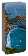 Mcway Waterfall. Big Sur Portable Battery Charger
