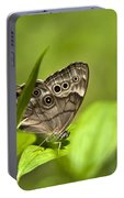 Meadow Butterfly Portable Battery Charger