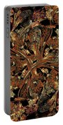 Meandering Pattern Portable Battery Charger
