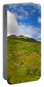 Meandering Wall Portable Battery Charger