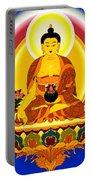 Medicine Buddha 10 Portable Battery Charger