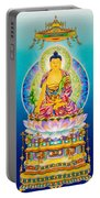 Medicine Buddha 7 Portable Battery Charger