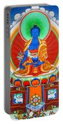 Medicine Buddha 9 Portable Battery Charger
