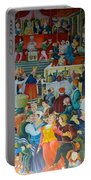Medieval Banquet Portable Battery Charger