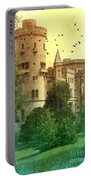 Medieval Castle - Old World  Portable Battery Charger