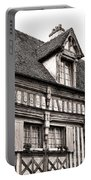 Medieval House Portable Battery Charger