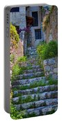 Medieval Saint Paul De Vence 1 Portable Battery Charger by David Smith