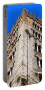 Medieval Tower Portable Battery Charger