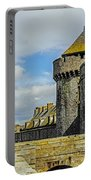 Medieval Towers Portable Battery Charger