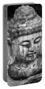 Meditation Bw Portable Battery Charger