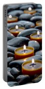 Meditation Candles Portable Battery Charger