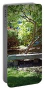Meditation Reflections Portable Battery Charger