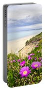 Mediterranean Landscape Portable Battery Charger