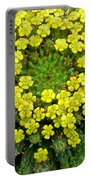 Medusa Succulent Flower Cluster Portable Battery Charger